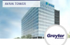 Greyter Water Systems is Selected for Aviva's New Office Tower in Markham